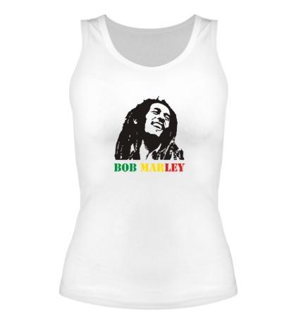 Женская майка Bob Marley: Jamaica