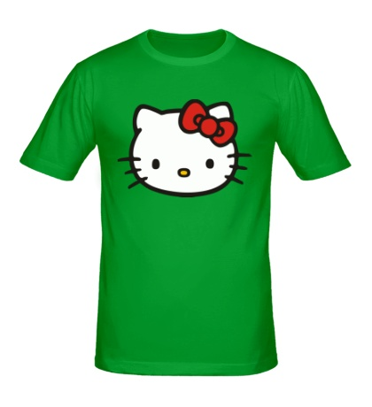 Мужская футболка Hello Kitty