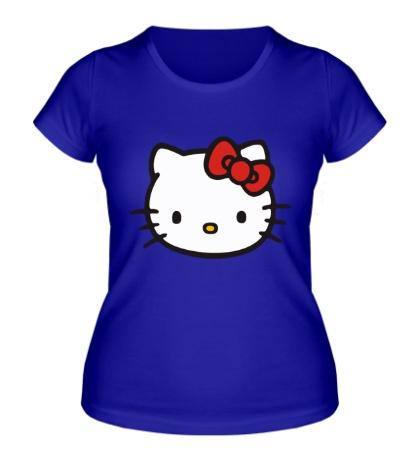 Женская футболка Hello Kitty