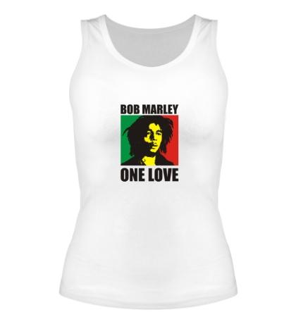 Женская майка Bob Marley: One Love