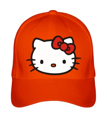 Бейсболка Hello Kitty