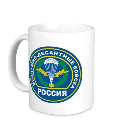 Керамическая кружка ВДВ России