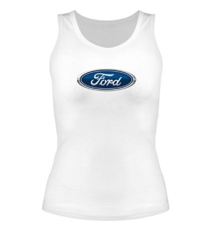 Женская майка Ford