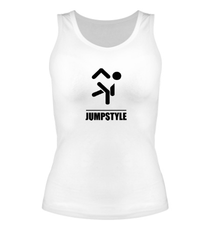 Женская майка Jumpstyle