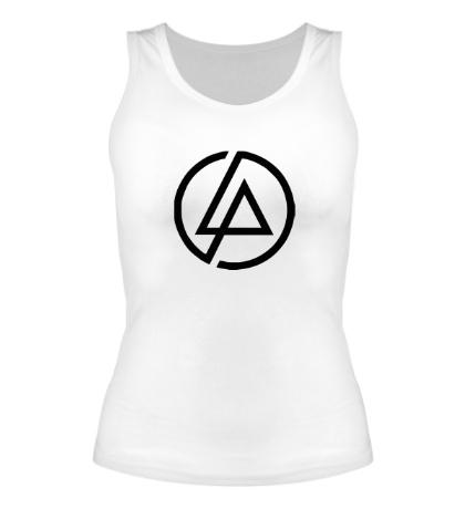 Женская майка Linkin Park Symbol