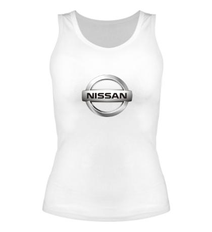 Женская майка Nissan