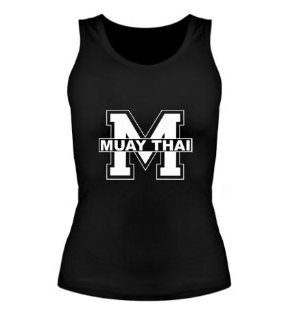 Женская майка Muay Thai Symbol