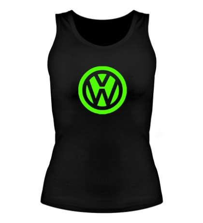 Женская майка Volkswagen Mark Glow