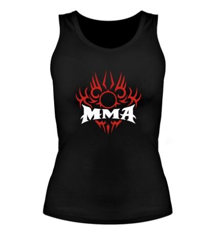 Женская майка MMA mixfight