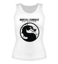 Женская майка Mortal Kombat