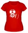 Женская футболка «DJ Gas» - Фото 1