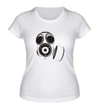 Женская футболка DJ Gas