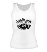 Женская майка Jack Daniels: Old Time