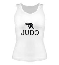 Женская майка Judo