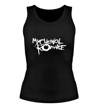 Женская майка My Chemical Romance