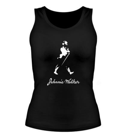 Женская майка Johnnie Walker
