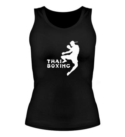 Женская майка Thai Boxing