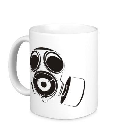 Керамическая кружка DJ Gas