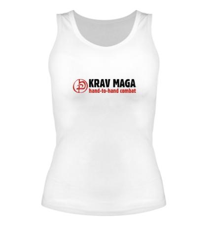 Женская майка Krav Maga Combat