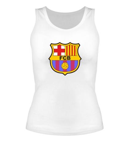 Женская майка FC Barсelona