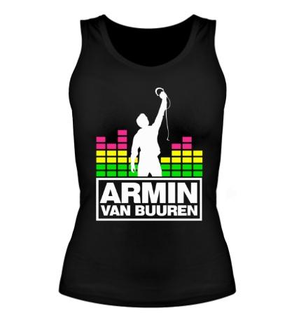Женская майка Armin van Buuren Music