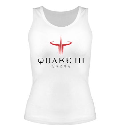 Женская майка Quake 3 Arena