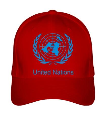 Бейсболка Эмблема ООН