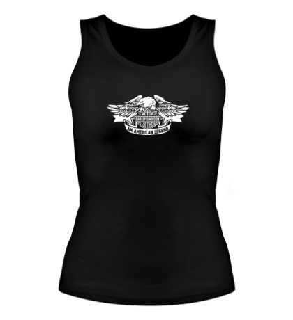 Женская майка Harley American Legend