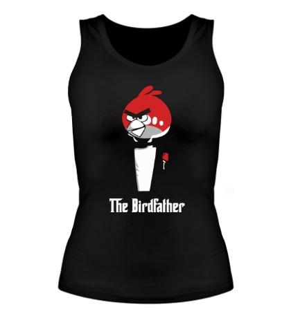 Женская майка The Birdfather
