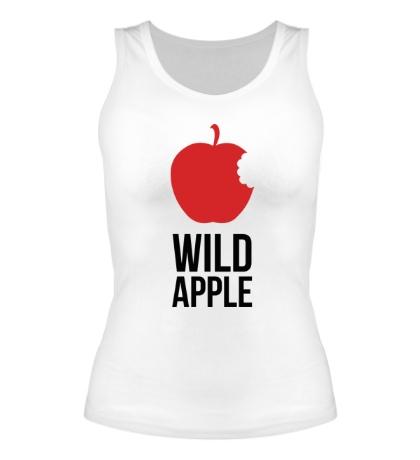 Женская майка Wild Apple