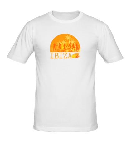 Мужская футболка Ibiza Sun