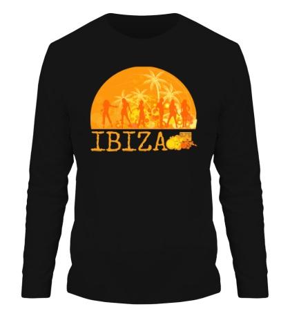 Мужской лонгслив Ibiza Sun