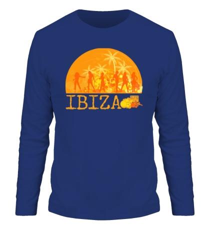 Мужской лонгслив «Ibiza Sun»