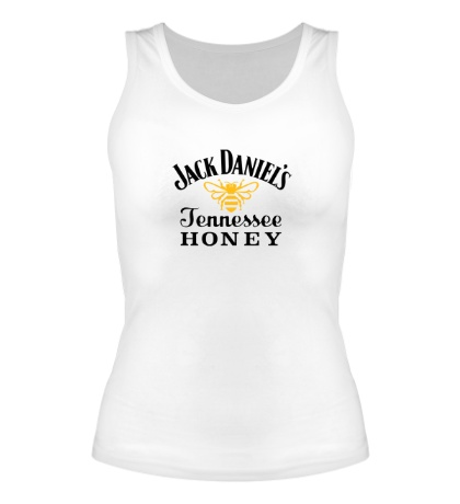 Женская майка Jack Daniels: Tennessee Honey