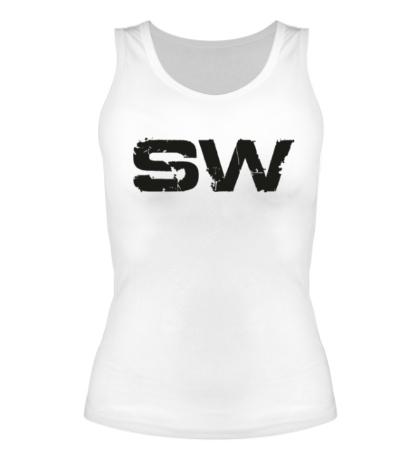 Женская майка SW: Street Workout
