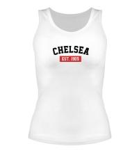 Женская майка FC Chelsea Est. 1905