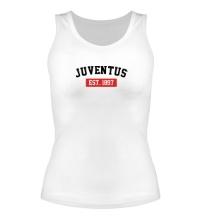 Женская майка FC Juventus Est. 1897