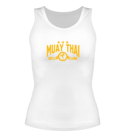Женская майка Muay Thai Hard Body