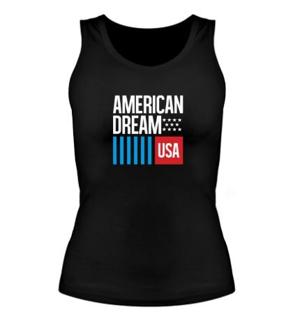 Женская майка American Dream