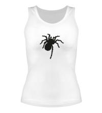 Женская майка Ползучий паук