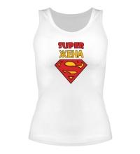 Женская майка Super Жена