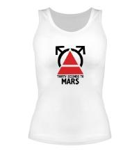 Женская майка 30STM Thirty Seconds To Mars