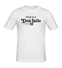 Мужская футболка Tequila don julio