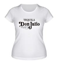 Женская футболка Tequila don julio