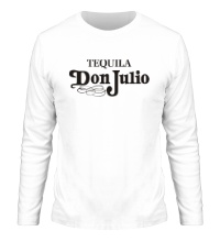 Мужской лонгслив Tequila don julio