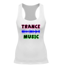 Женская борцовка Trance music