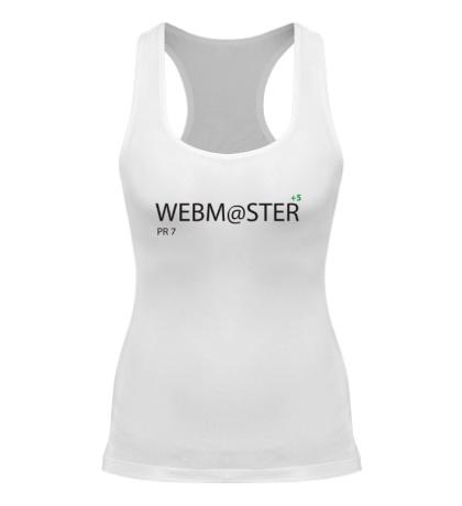Женская борцовка Pro Webmaster