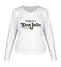 Женский лонгслив Tequila don julio