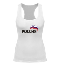 Женская борцовка Наша Россия