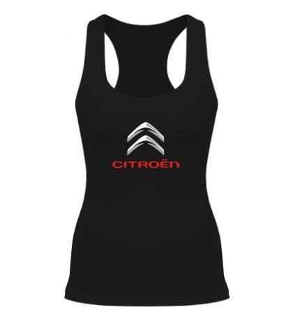 Женская борцовка Citroen